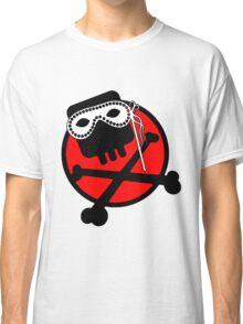 Funny skull and bones Classic T-Shirt