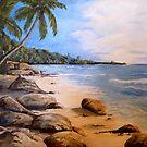 Rocky Beach by Diko