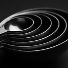 Measuring spoons - 1 by PeterBusser