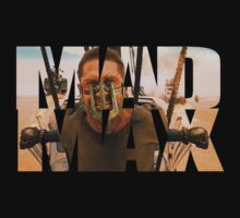 Mad Max Word Art by David and La Jeana Bodo