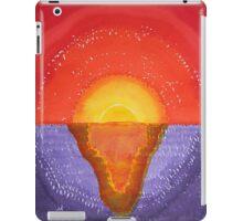 Pacifica original painting iPad Case/Skin