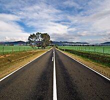 The Long Narrow Road by Jamie  Druitt
