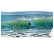 body surf... Poster