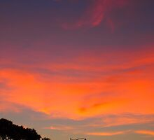 Fire In The Sky by Kazzii