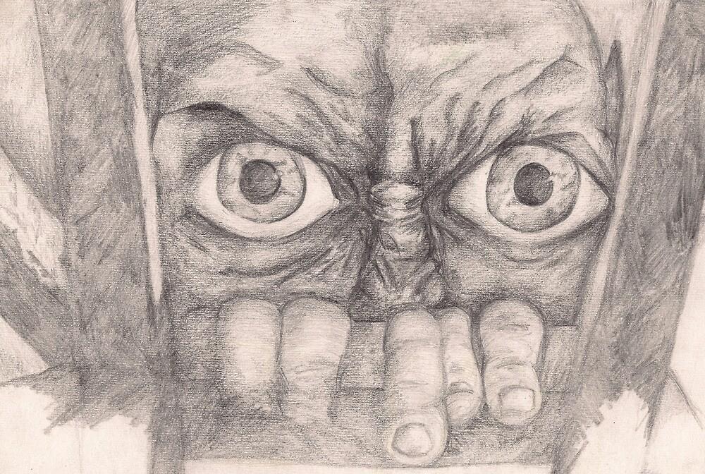 Gollum by delly1984