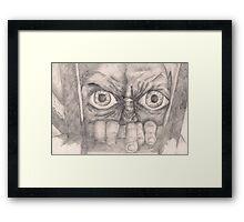 Gollum Framed Print