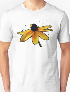 Flower pixelated Unisex T-Shirt