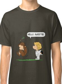 Hello, Sweetie Classic T-Shirt