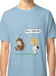 Hello, Sweetie Classic T-Shirt