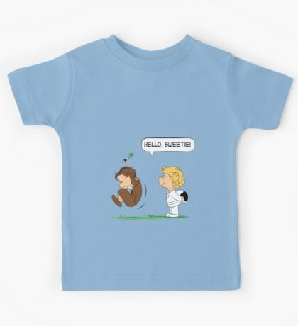 Hello, Sweetie Kids Tee