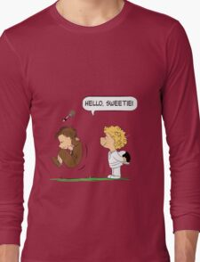 Hello, Sweetie Long Sleeve T-Shirt