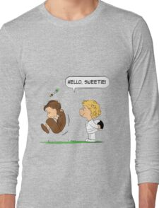 Hello, Sweetie Long Sleeve T-Shirt