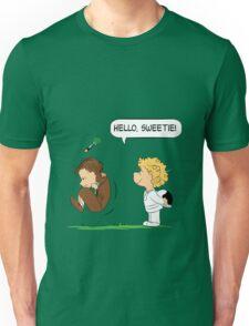 Hello, Sweetie Unisex T-Shirt