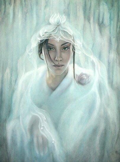 Compassion: Om Tara by Katia Honour