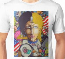 Disguised and designed by Society Unisex T-Shirt