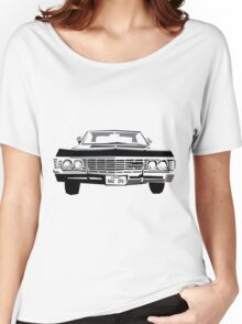 Impala Women's Relaxed Fit T-Shirt