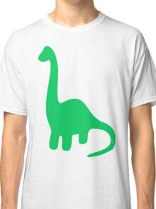 Brachiosaurus, Long-Neck Dinosaur (Loch Ness Monster) Classic T-Shirt