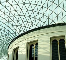 British Museum Glass Ceiling by Segalili