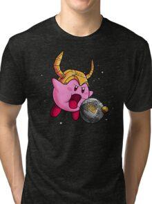 Kirbicron Tri-blend T-Shirt