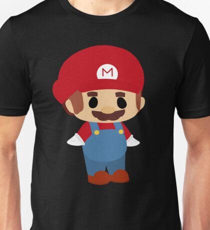 Mini Mario Chibi Unisex T-Shirt