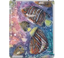 Batik Tropical Fish iPad Case/Skin