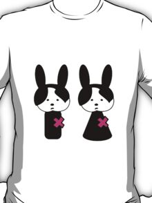 Emo boy and girl T-Shirt