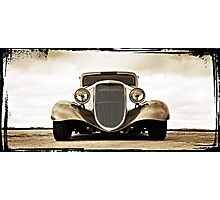 1933 Ford Coupe Lomo © Photographic Print