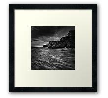East Coast, Caithness, Scotland Framed Print