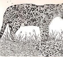 The Jaguar by GEORGE SANDERSON