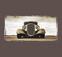 1933 Ford Coupe Lomo © One Piece - Short Sleeve
