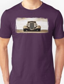 1933 Ford Coupe Lomo © Unisex T-Shirt