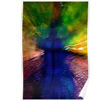 Kinetic Rainbow Poster