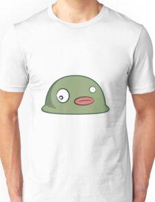 Funny cartoon alien blob Unisex T-Shirt