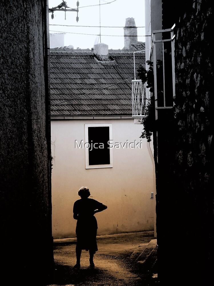 Going Home by Mojca Savicki