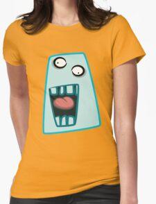 Funny cartoon blue face T-Shirt