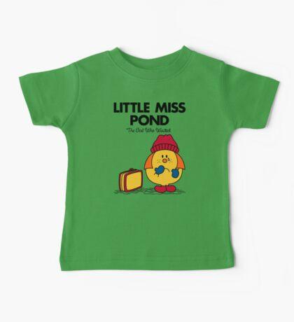 Little Miss Pond Baby Tee