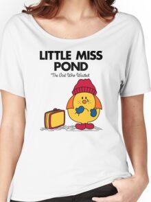 Little Miss Pond Women's Relaxed Fit T-Shirt