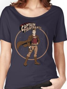 Captain Tightpants Women's Relaxed Fit T-Shirt