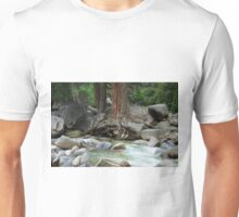 Roots in the Merced River Unisex T-Shirt