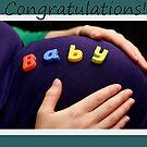 Pregnancy congratulations! by Justine Devereux-Old