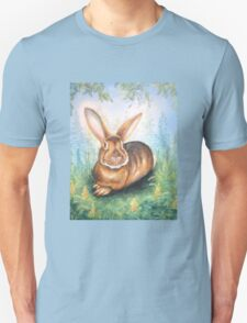 SOMEBUNNY LOVES YOU Unisex T-Shirt