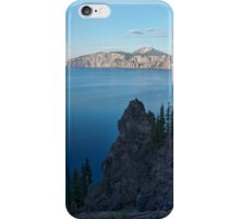Crater Lake from the East Rim iPhone Case/Skin