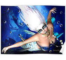 Mermaid # 4 Poster