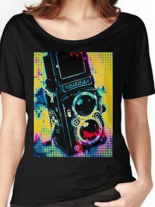 Rollei fan 2 Women's Relaxed Fit T-Shirt