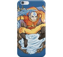 Avatar of the Air Nomads iPhone Case/Skin
