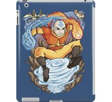 Avatar of the Air Nomads iPad Case/Skin