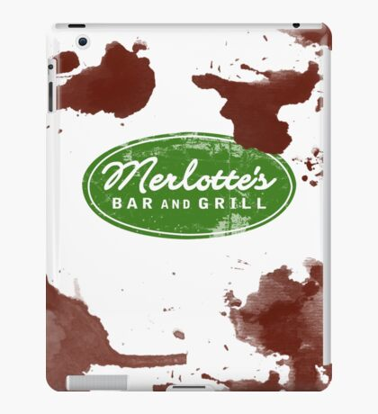 Merlotte's Bar and Grill iPad Case/Skin