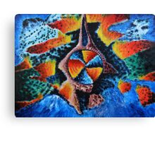 Shaman Experience  Canvas Print