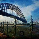 the bridge by Sonia de Macedo-Stewart