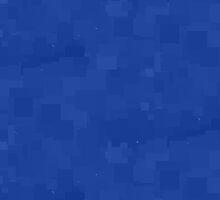 Surf the Web Square Pixel Color Accent by SaraValor